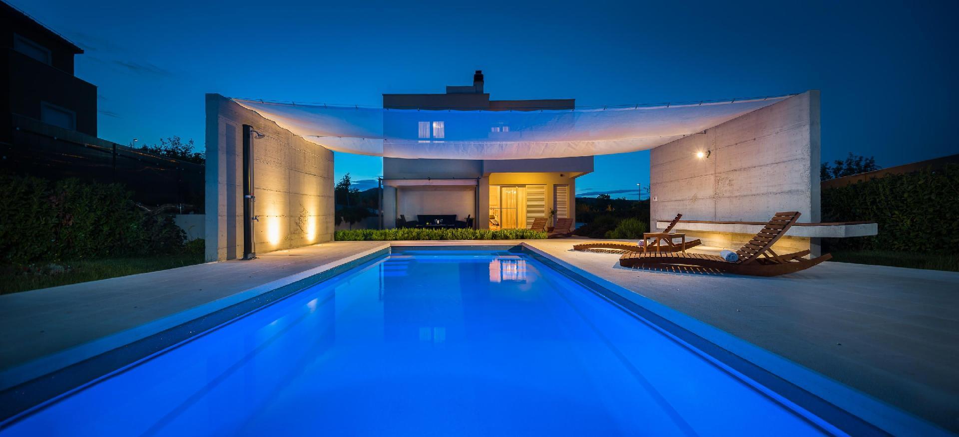 Ferienhaus für 13 Personen ca. 285 m² in  in Kroatien