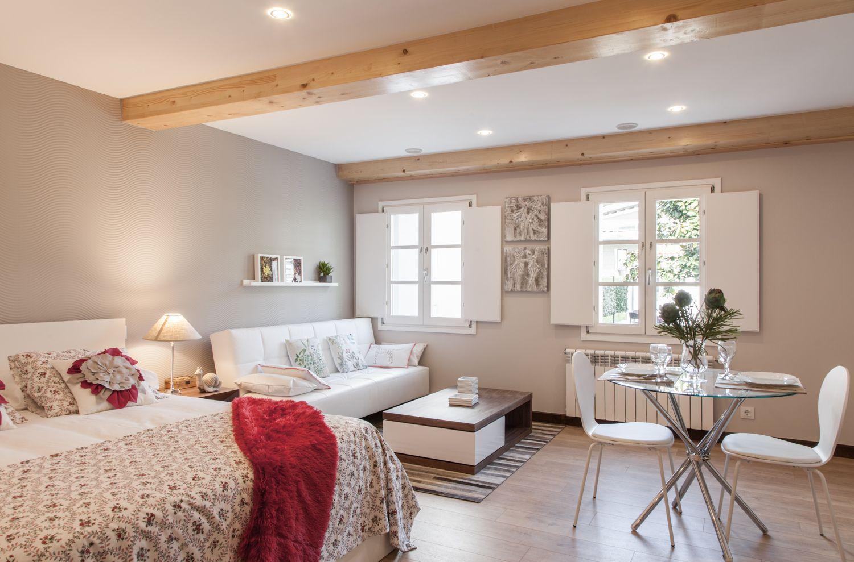 Studio für 3 Personen ca. 30 m² in Santi   Galizien