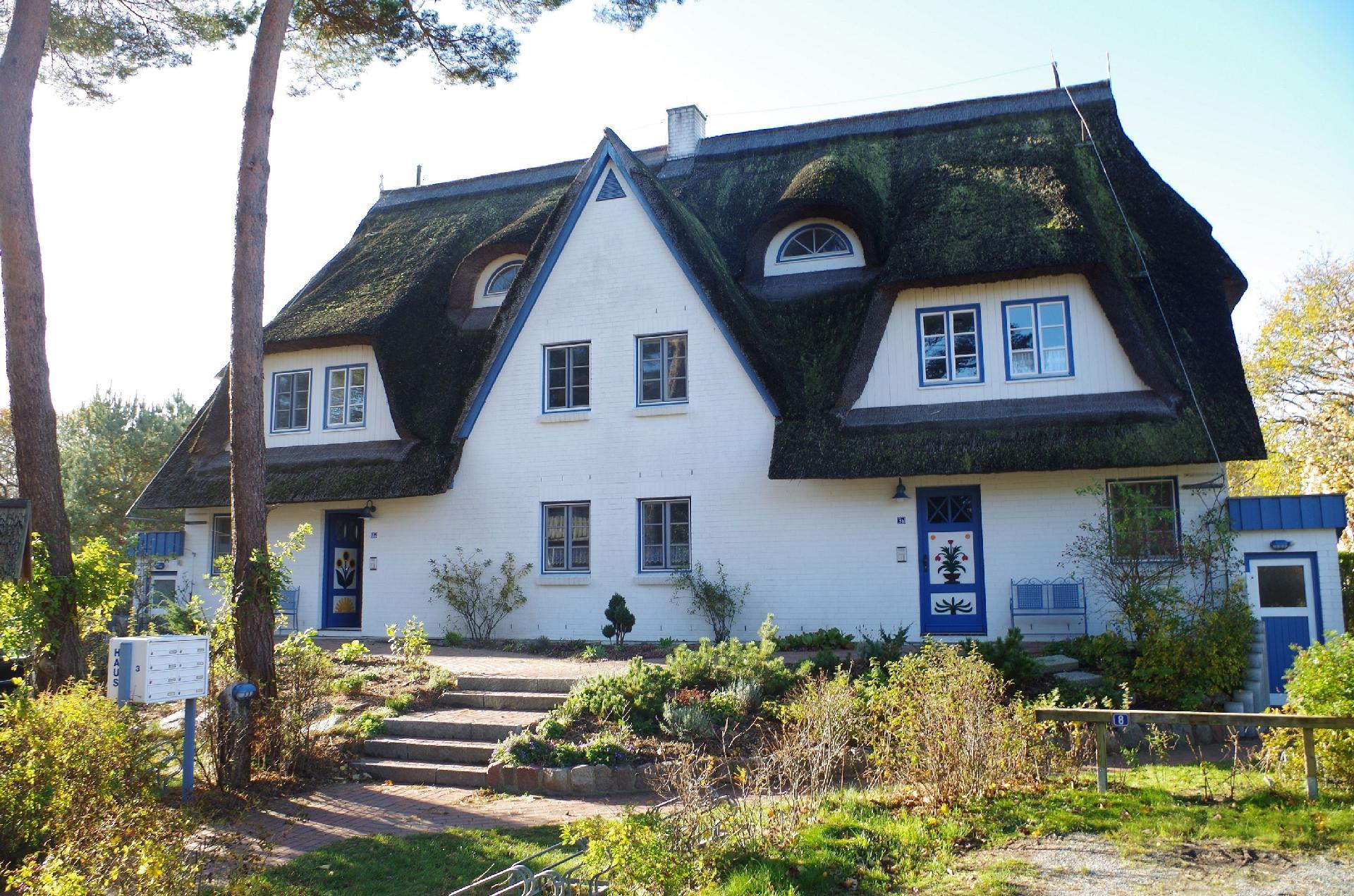 Ferienwohnung für 4 Personen ca. 54 m² i   Fischland Darß Zingst