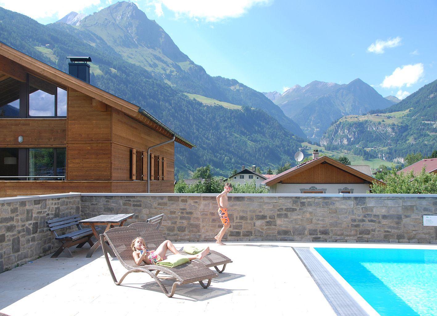 Ferienwohnung für 10 Personen ca. 126 m²