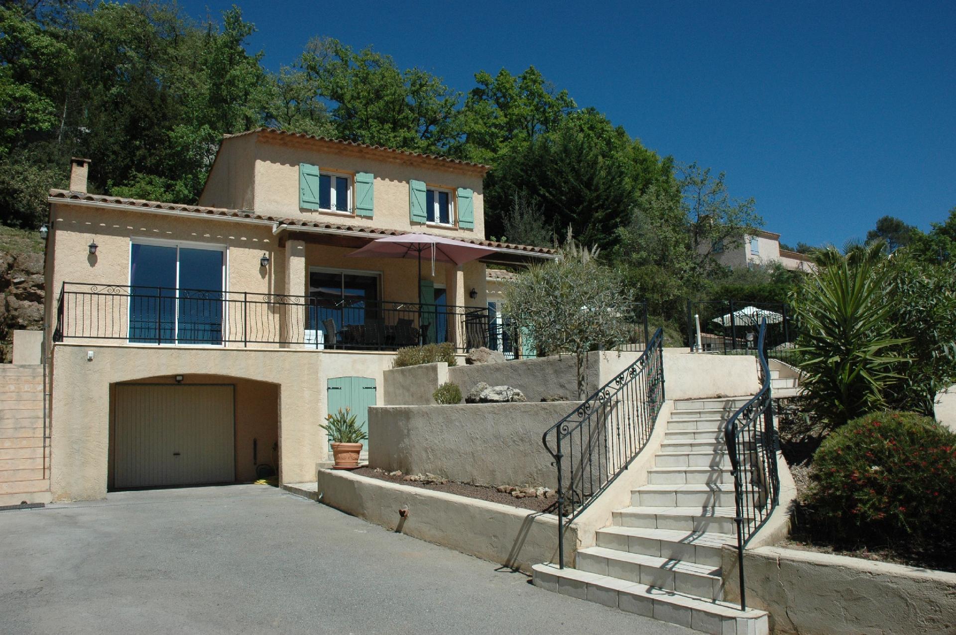Ferienhaus mit Privatpool für 6 Personen  + 1  in Frankreich