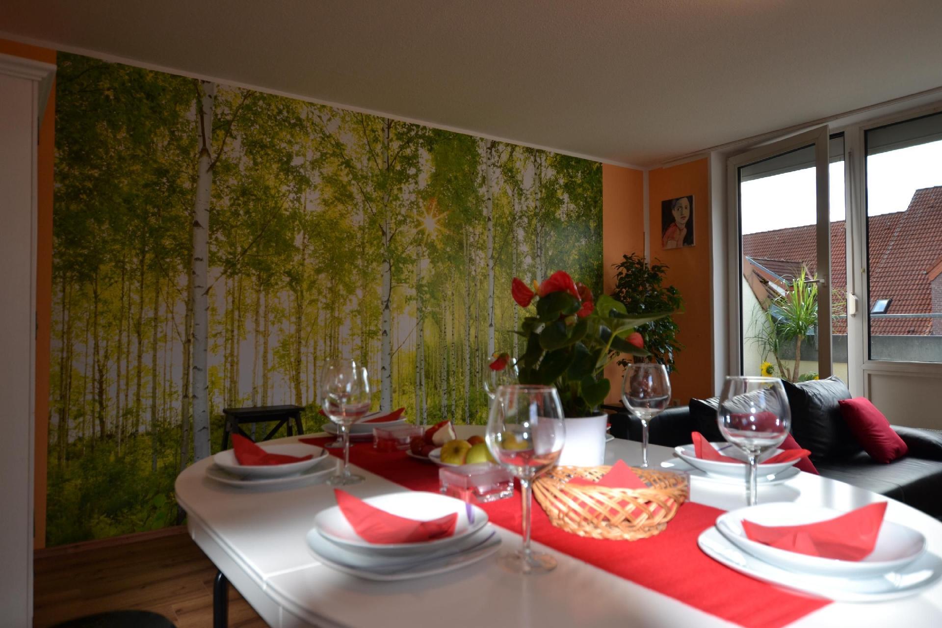 Großzügige Ferienwohnung in ruhigem Ort   Brandenburg