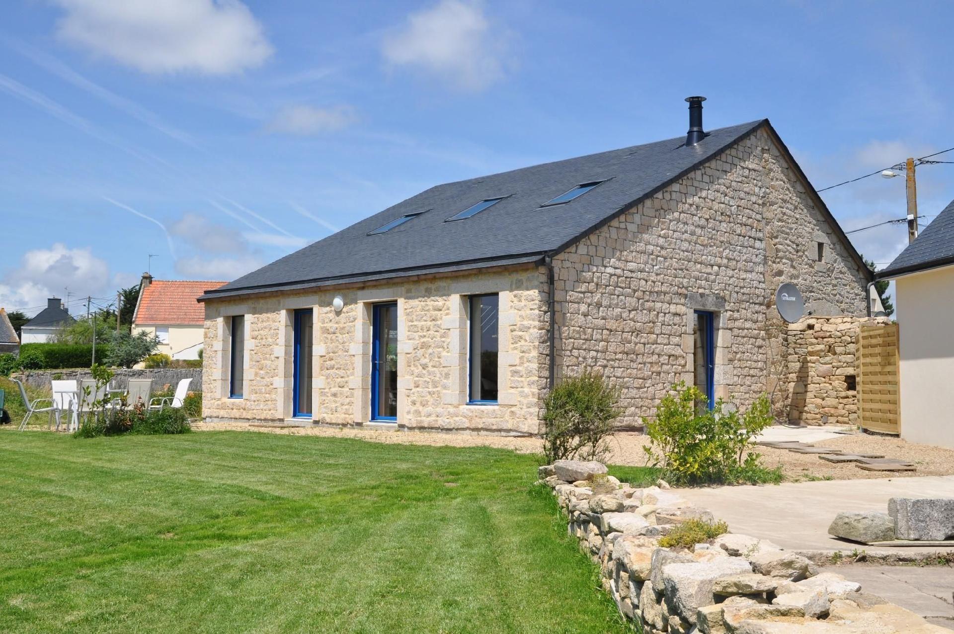 Großzügiges Ferienhaus, komplett rollst  in Frankreich