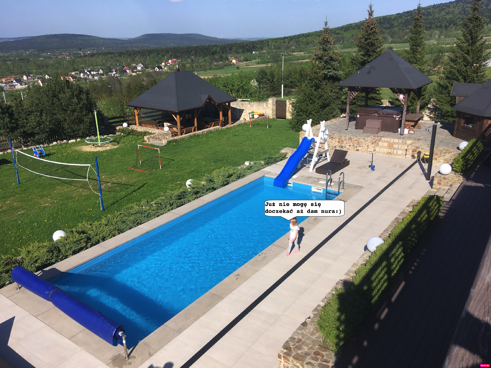 Ferienwohnung für 6 Personen ca. 60 m² i Bauernhof in Polen