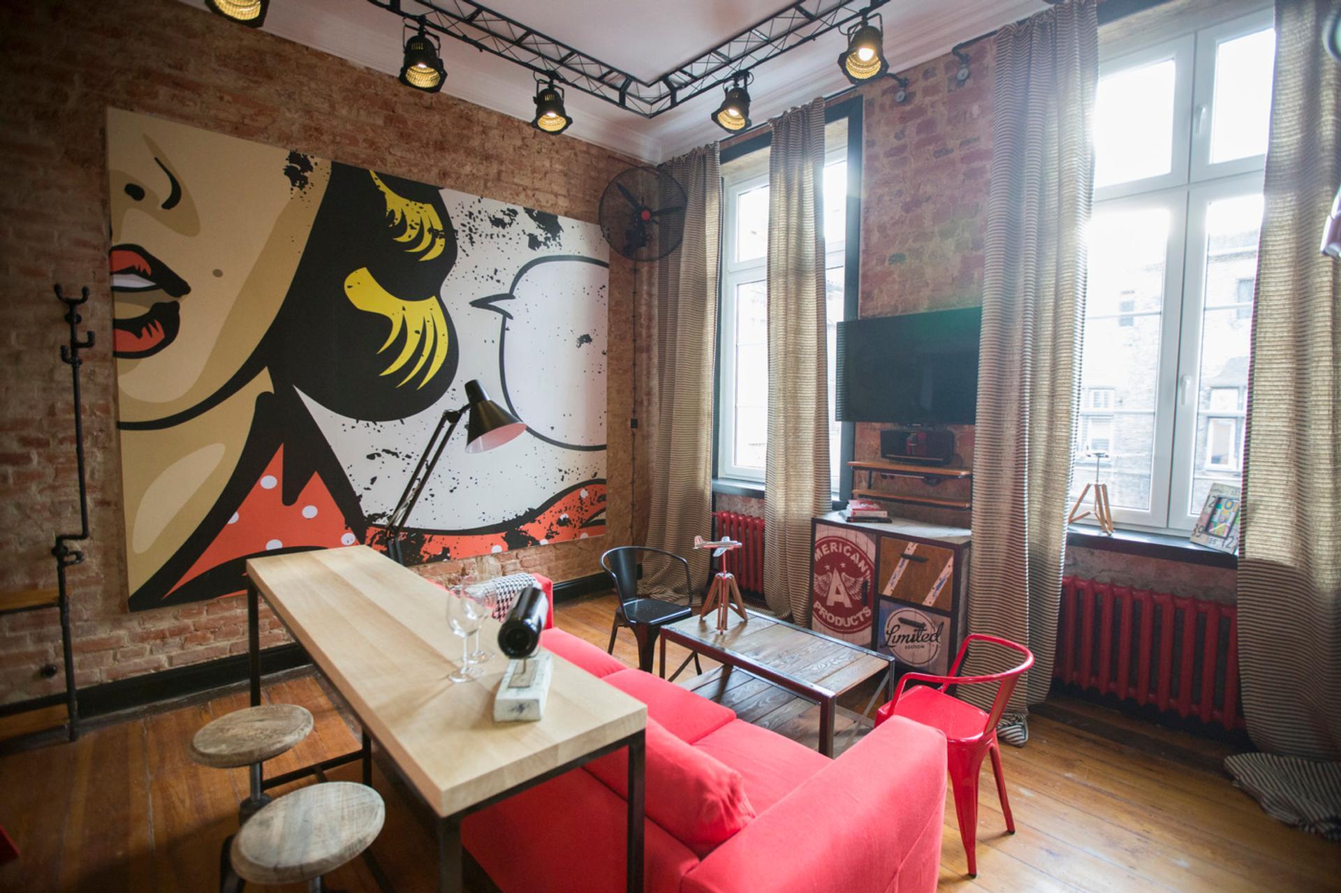 Studio für 4 Personen ca. 35 m² in Stett