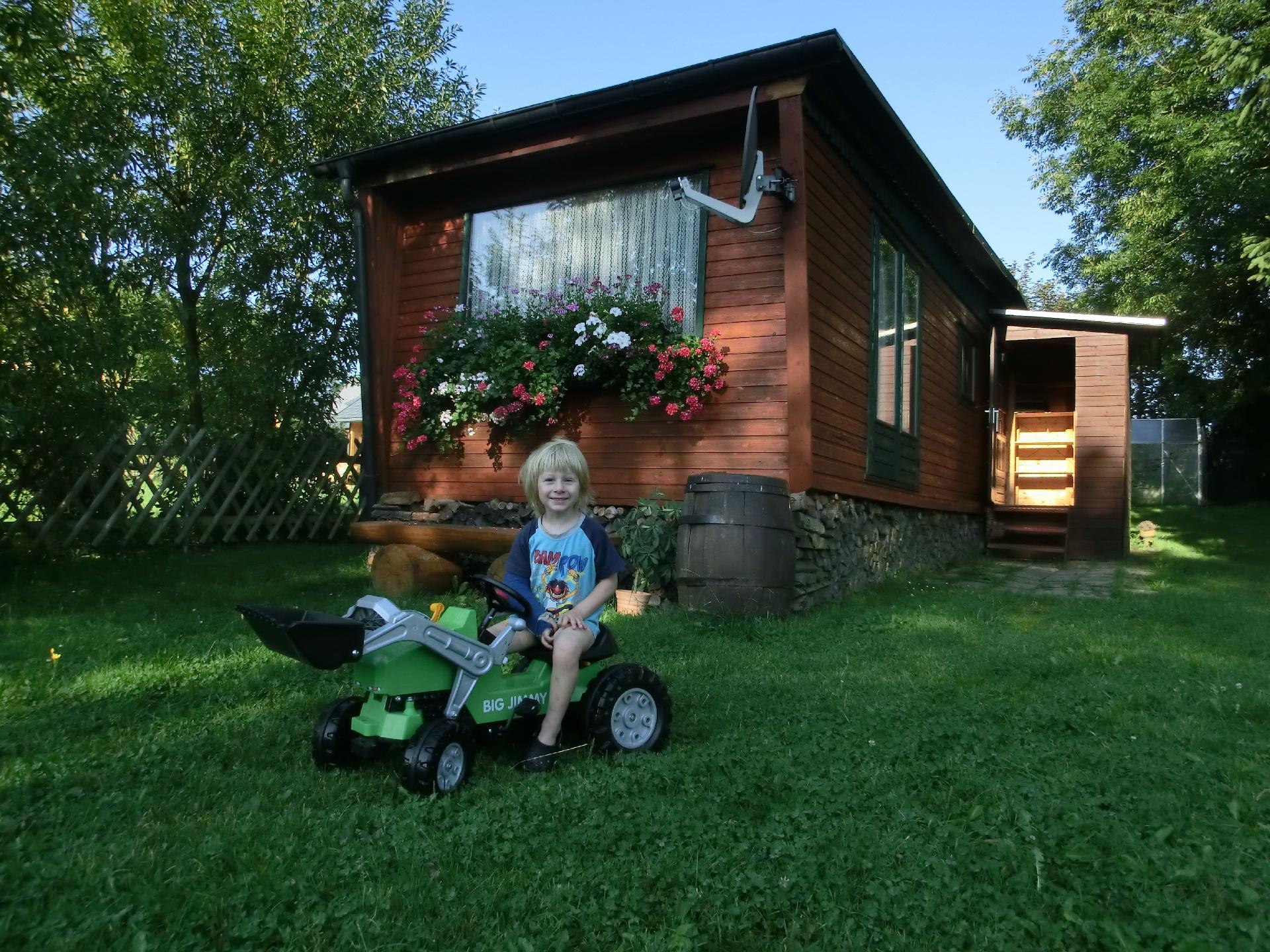 Ferienhaus für 2 Personen  + 2 Kinder ca. 45   in Sachsen