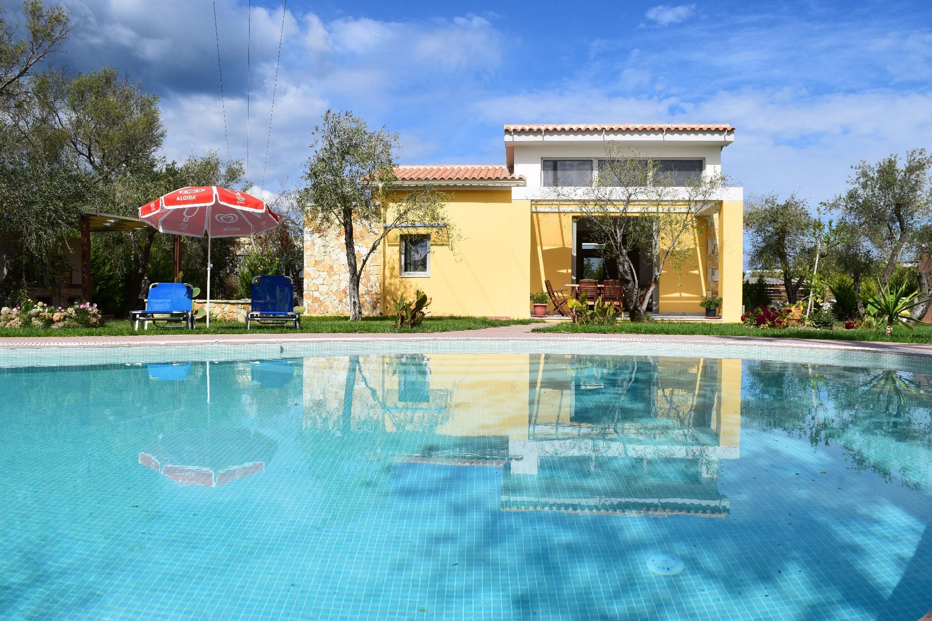 Ferienhaus für 4 Personen  + 1 Kind ca. 95 m&  in Griechenland