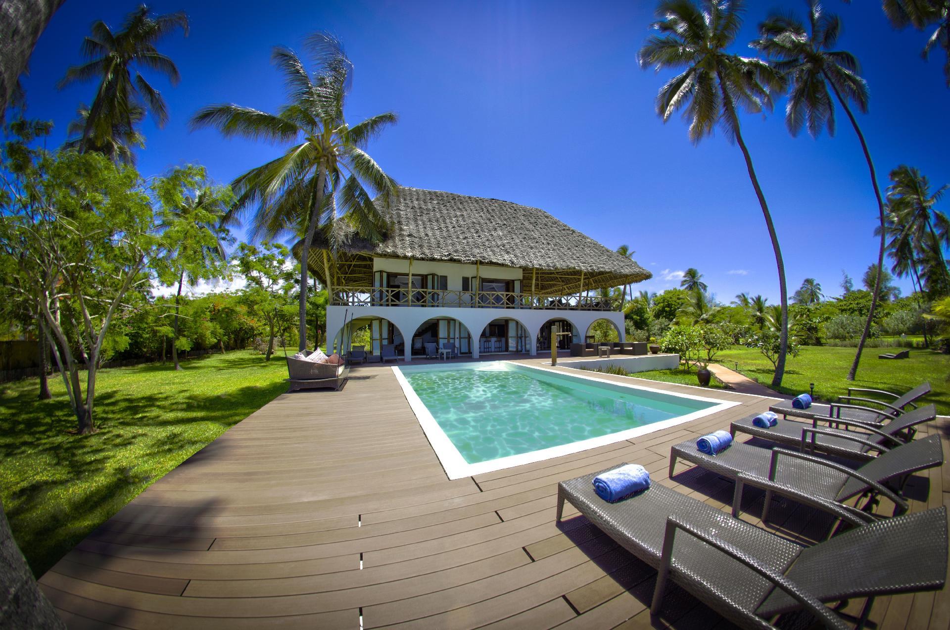 Ferienhaus mit Privatpool für 12 Personen ca.  in Afrika