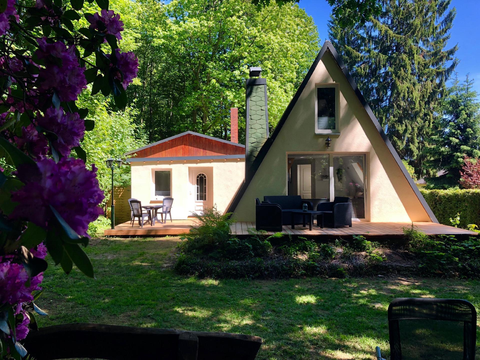 Ferienhaus für 2 Personen  + 2 Kinder ca. 65   in Sachsen