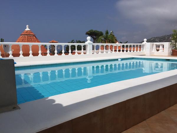 Ferienhaus mit Privatpool für 4 Personen  + 2  in Spanien