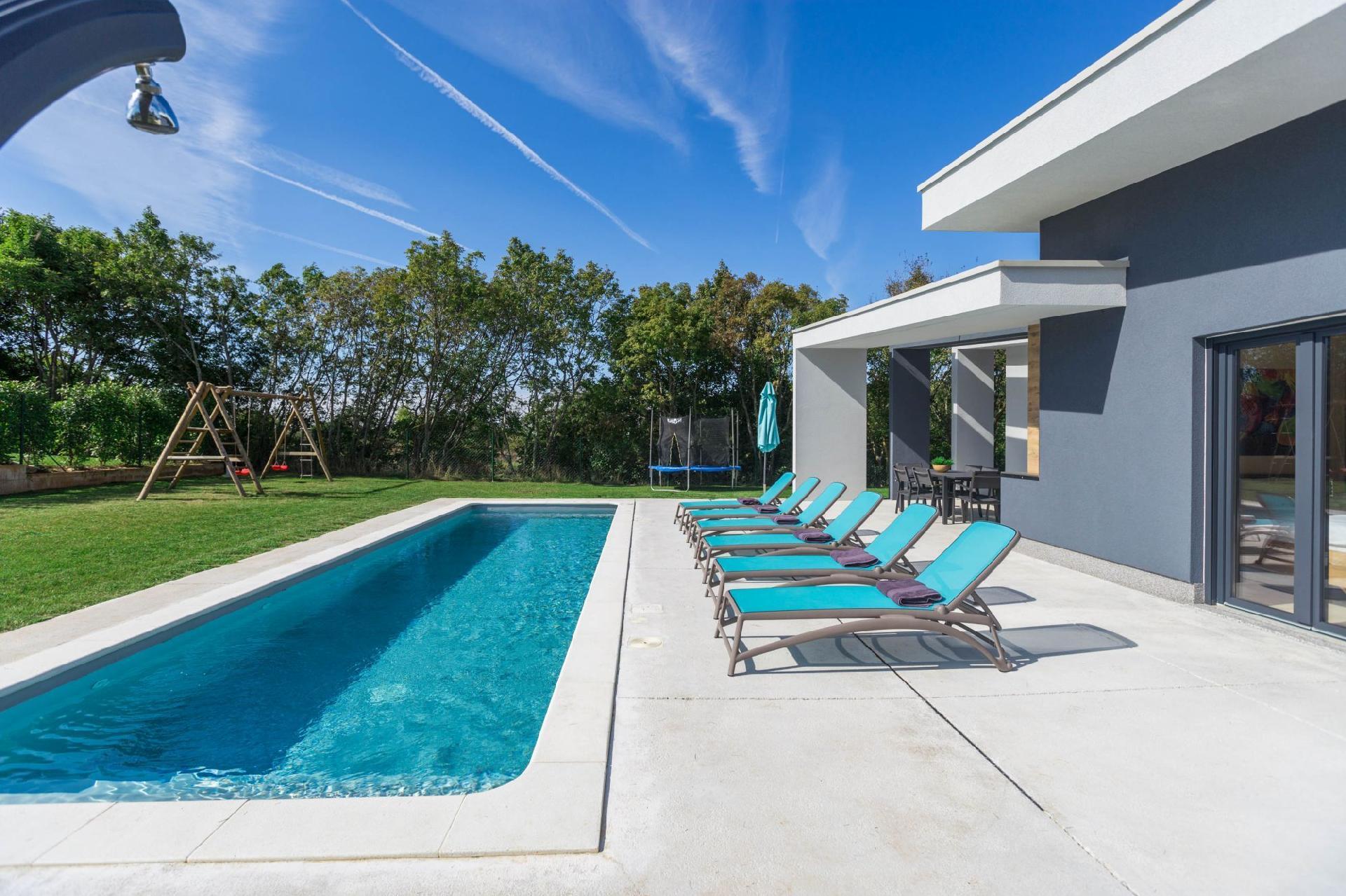 Ferienhaus für 8 Personen ca. 110 m² in   in Kroatien