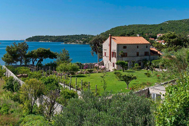 Gästezimmer für 2 Personen ca. 22 m² Besondere Immobilie in Kroatien