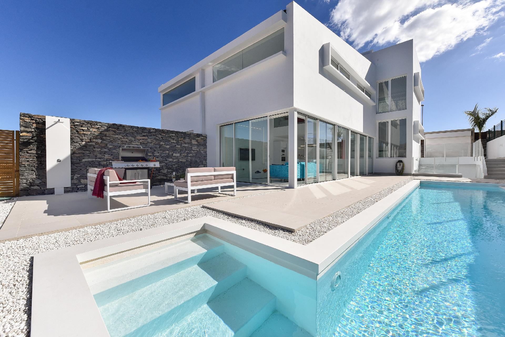 Ferienhaus mit Privatpool für 8 Personen ca.   in Spanien