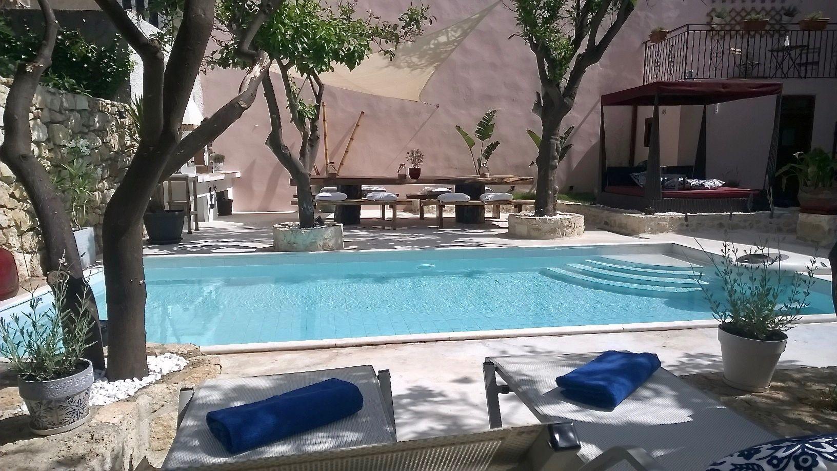 Ferienhaus für 9 Personen  + 1 Kind ca. 180 m   Kreta