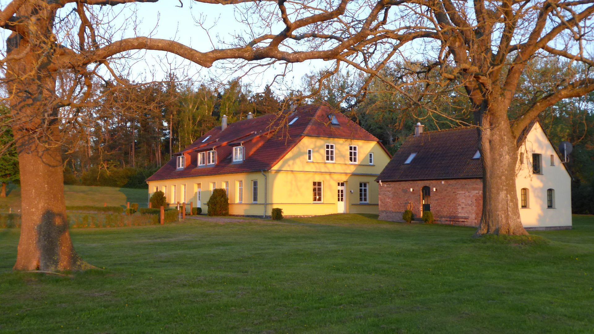 Ferienwohnung für 4 Personen ca. 93 m² i Besondere Immobilie auf Rügen
