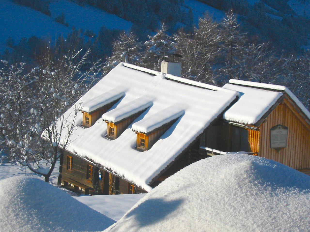 Napoleonvilla - Ferienhaus für kreative Ausze  in Österreich