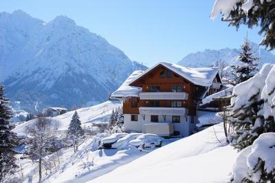 Gästehaus am Berg, Ferienwohnung Talblick, 2   in Österreich