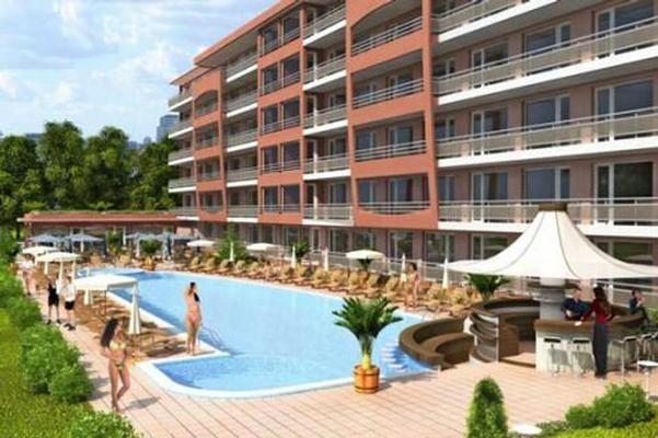 SUNSET BEACH 4 Ferienwohnung G5, Sonnenstrand - 1   in Bulgarien
