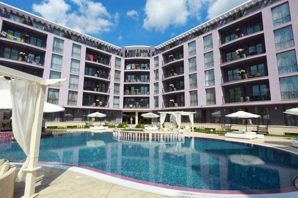 RAINBOW 3 Ferienwohnung A105, Sonnenstrand - studi  in Bulgarien
