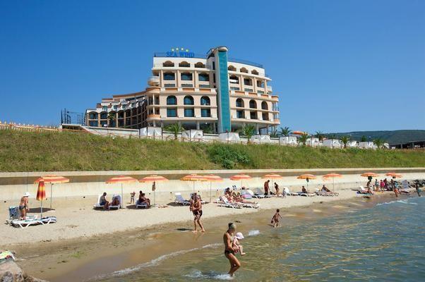 Grand Hotel Sveti Vlas, Ferienwohnung 516, Sveti V  in Bulgarien