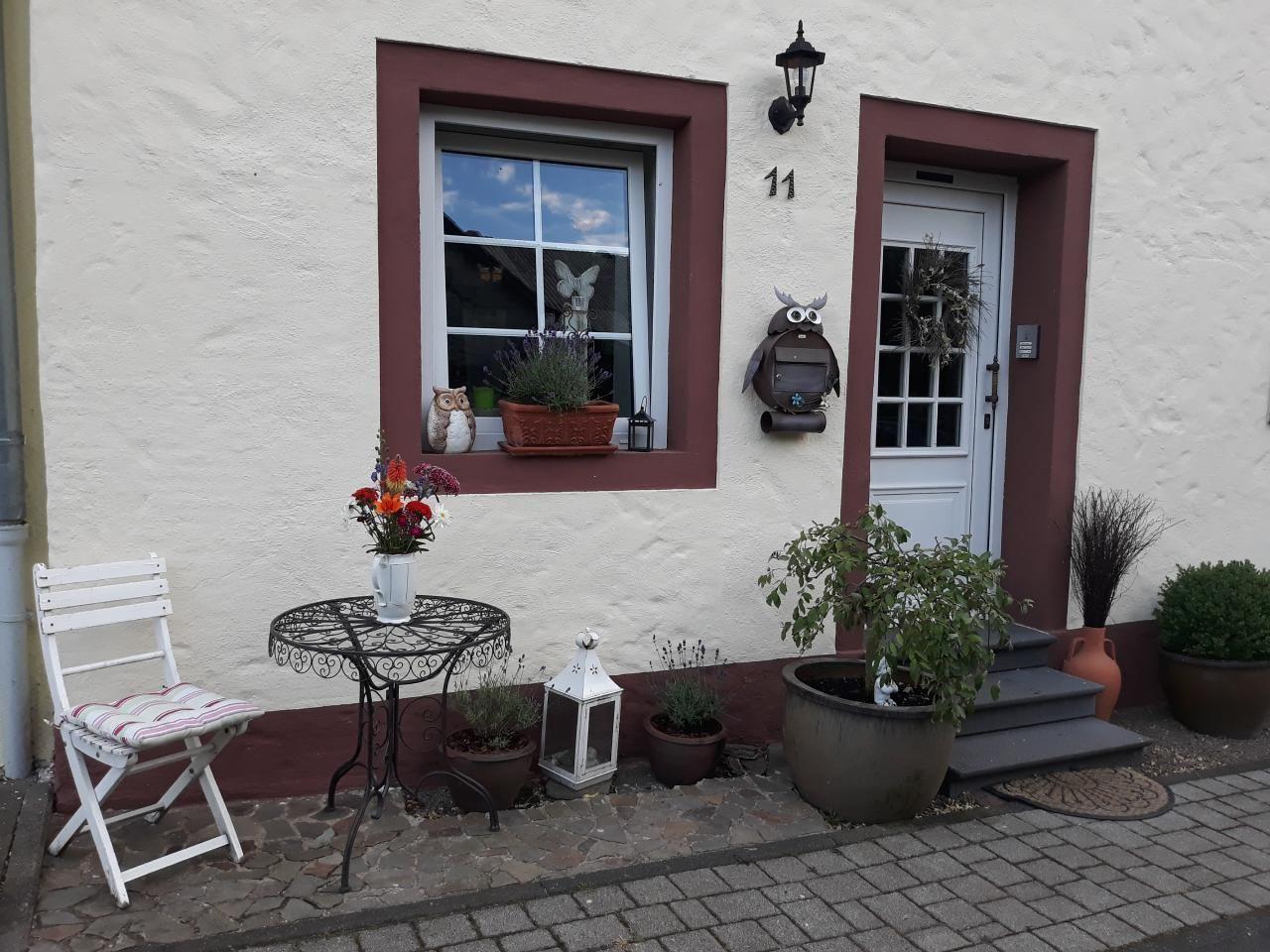 """Ferienhaus Blue Wohnung """"Blue 3""""  am Bodensee"""