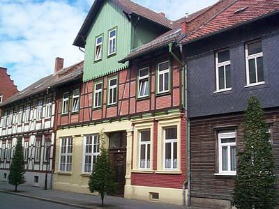 Ferienhaus/Gebäudeteil Wernigerode bis 11 Per  im Harz