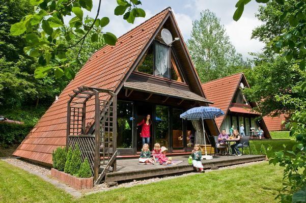 Ferienpark Ronshausen Haustyp Winnetou  in Hessen