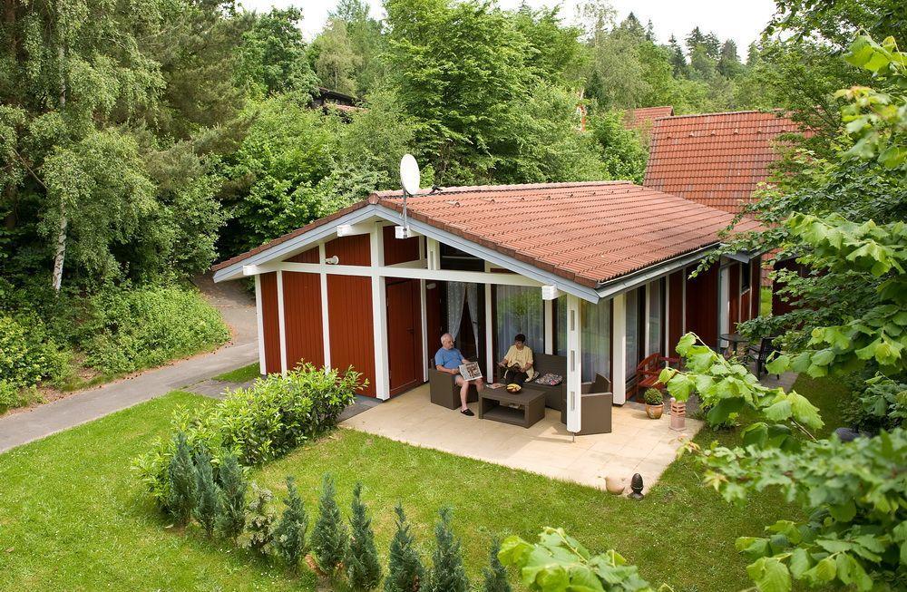Ferienpark Ronshausen Haustyp Robinson  in Deutschland