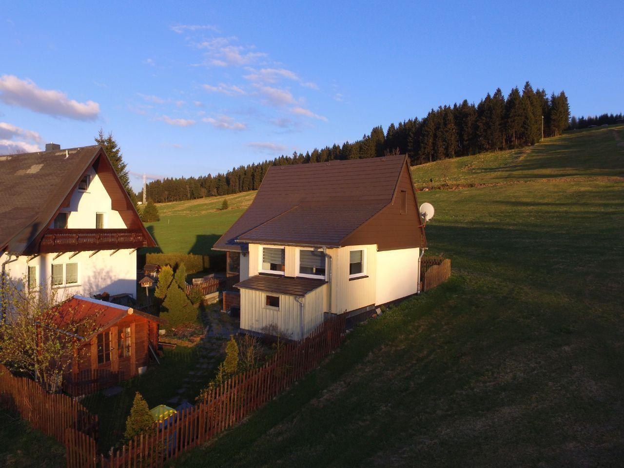 """Ferienhaus """"Glück Auf"""" in Carlsfeld  in Sachsen"""