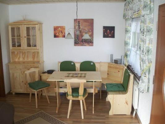 Ferienhaus am Oberteich in  Rammenau  in Sachsen