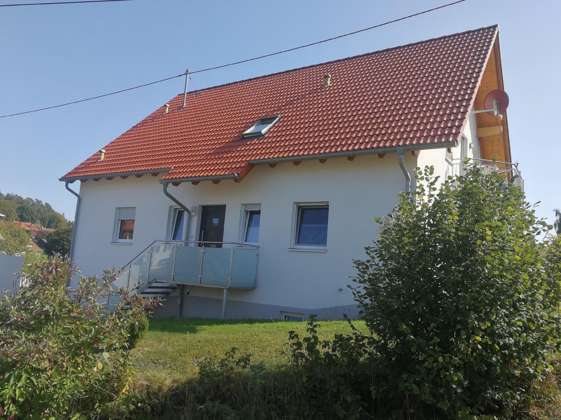 ländliche Neubauferienwohnung im Nordschwarzw