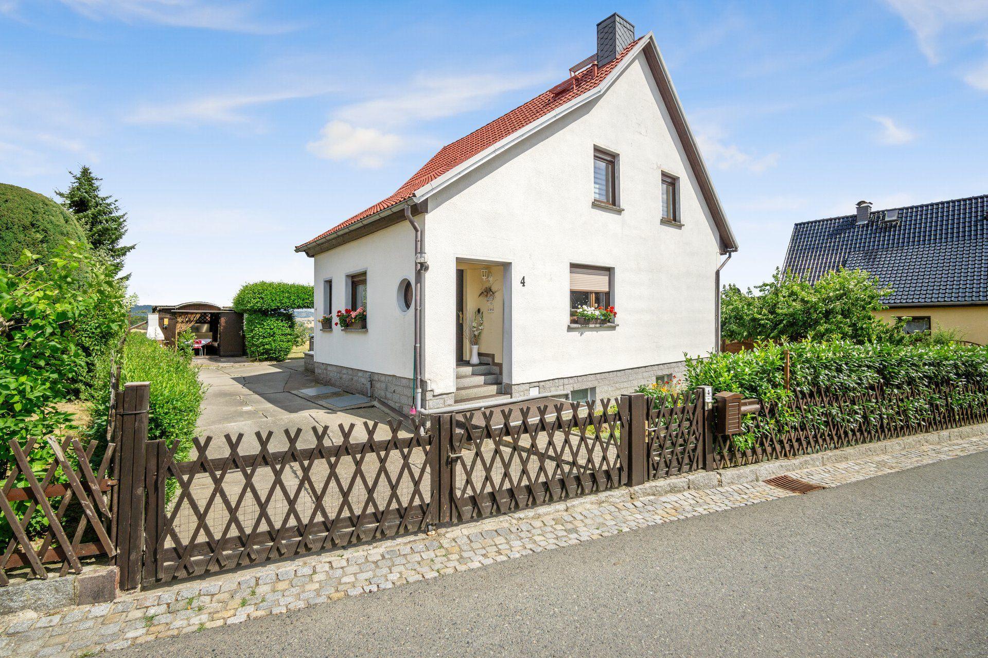 Haus König - Ferienwohnung 2  in Sachsen