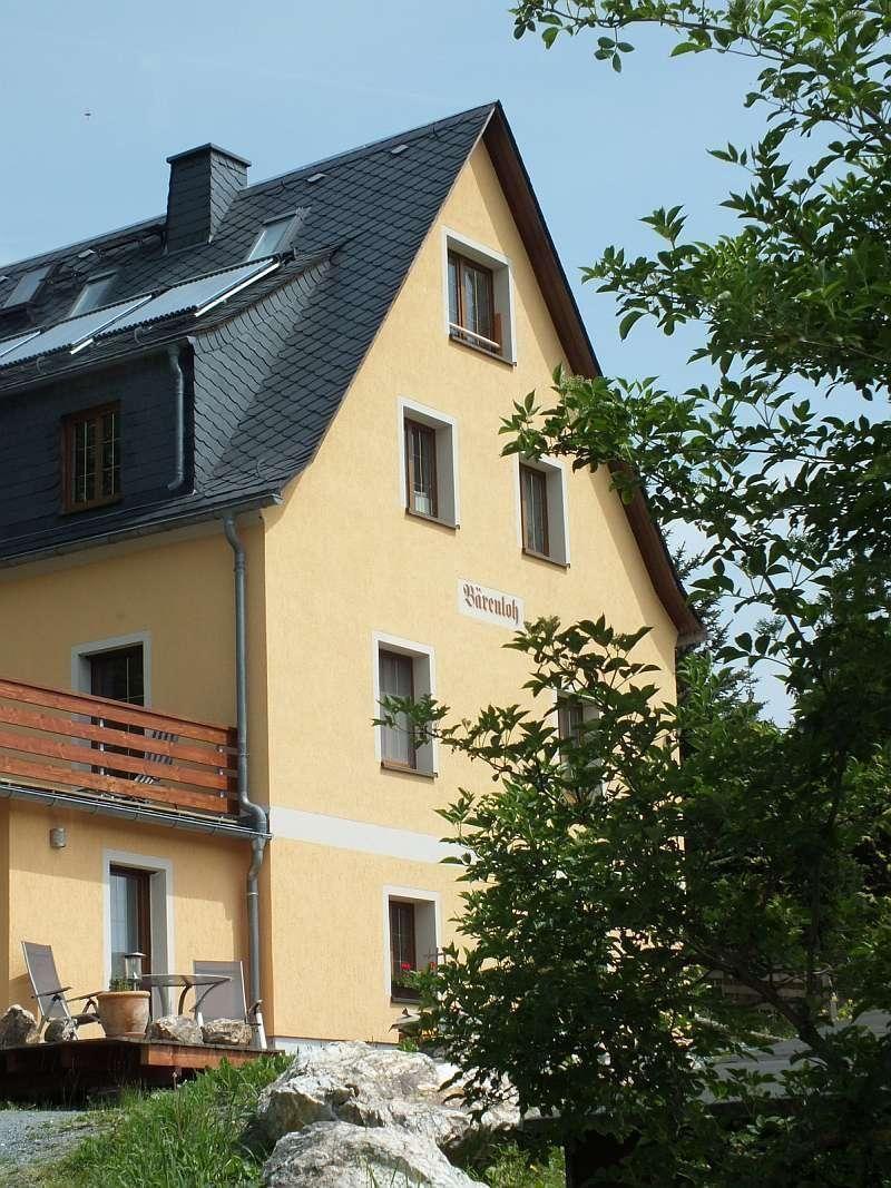 """Haus """"Bärenloh"""" Ferienwohnung 1  in Sachsen"""