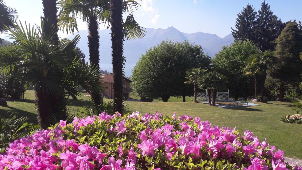 Einzimmerwohnung in Residenz Euroville Germignaga Ferienpark in Italien