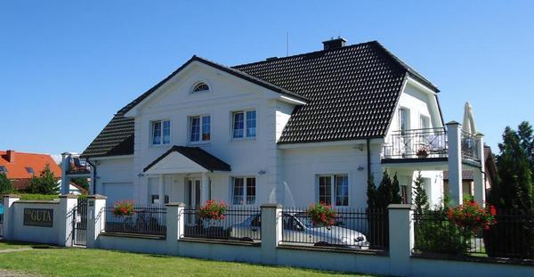 Rowy Villa Guta - 4 Personen Apartment- West (50 q  in Polen