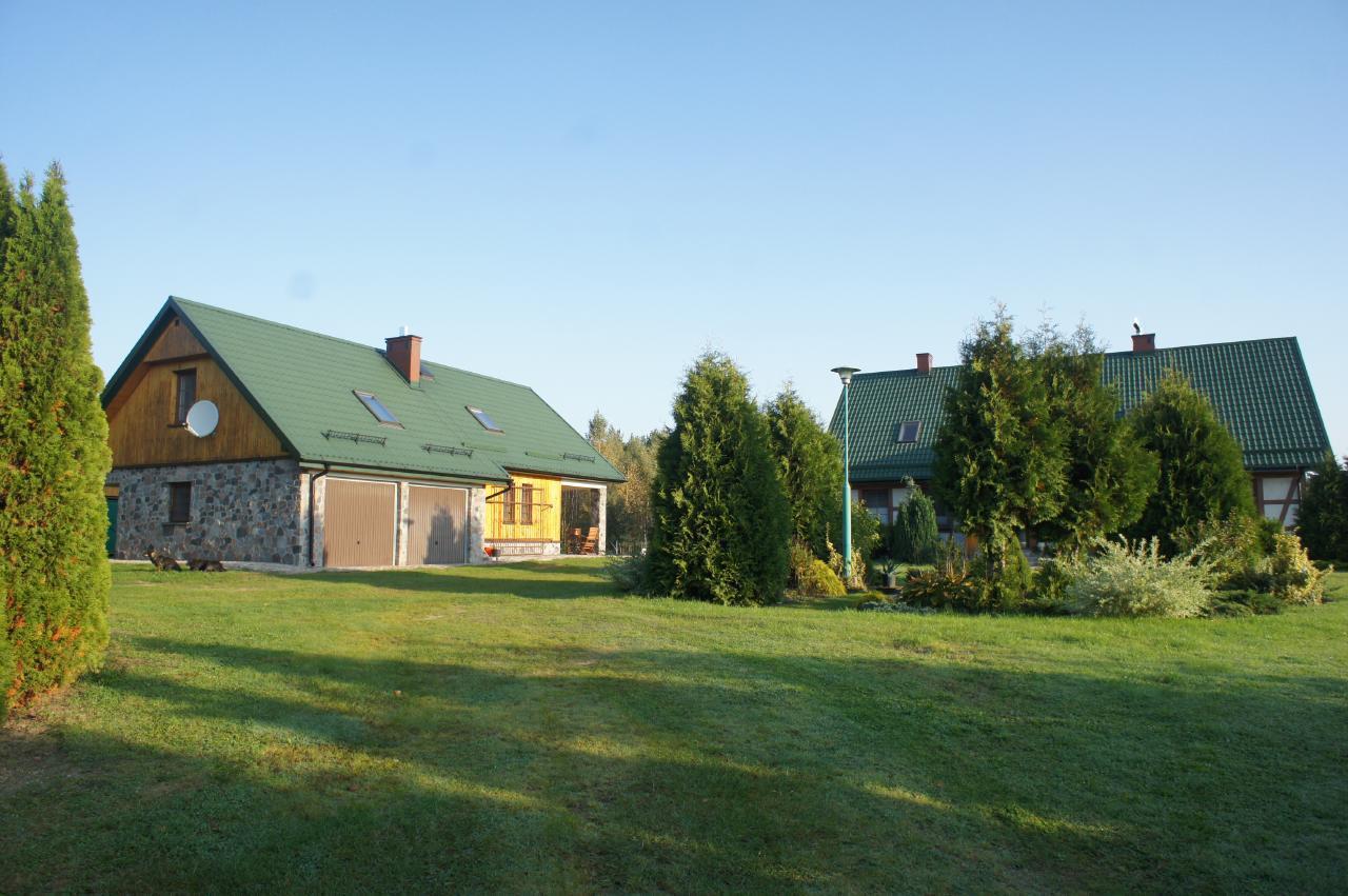Ferienhaus Kobyli Las  in Polen