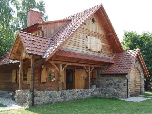Jagdhaus 200 m2 gross  in Polen