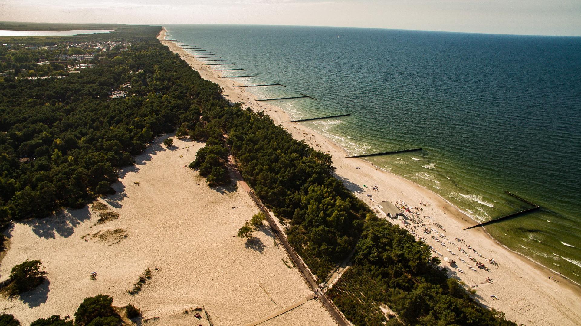 Ganzjähriges haus mit Kamin am Meer - Premium  in Polen