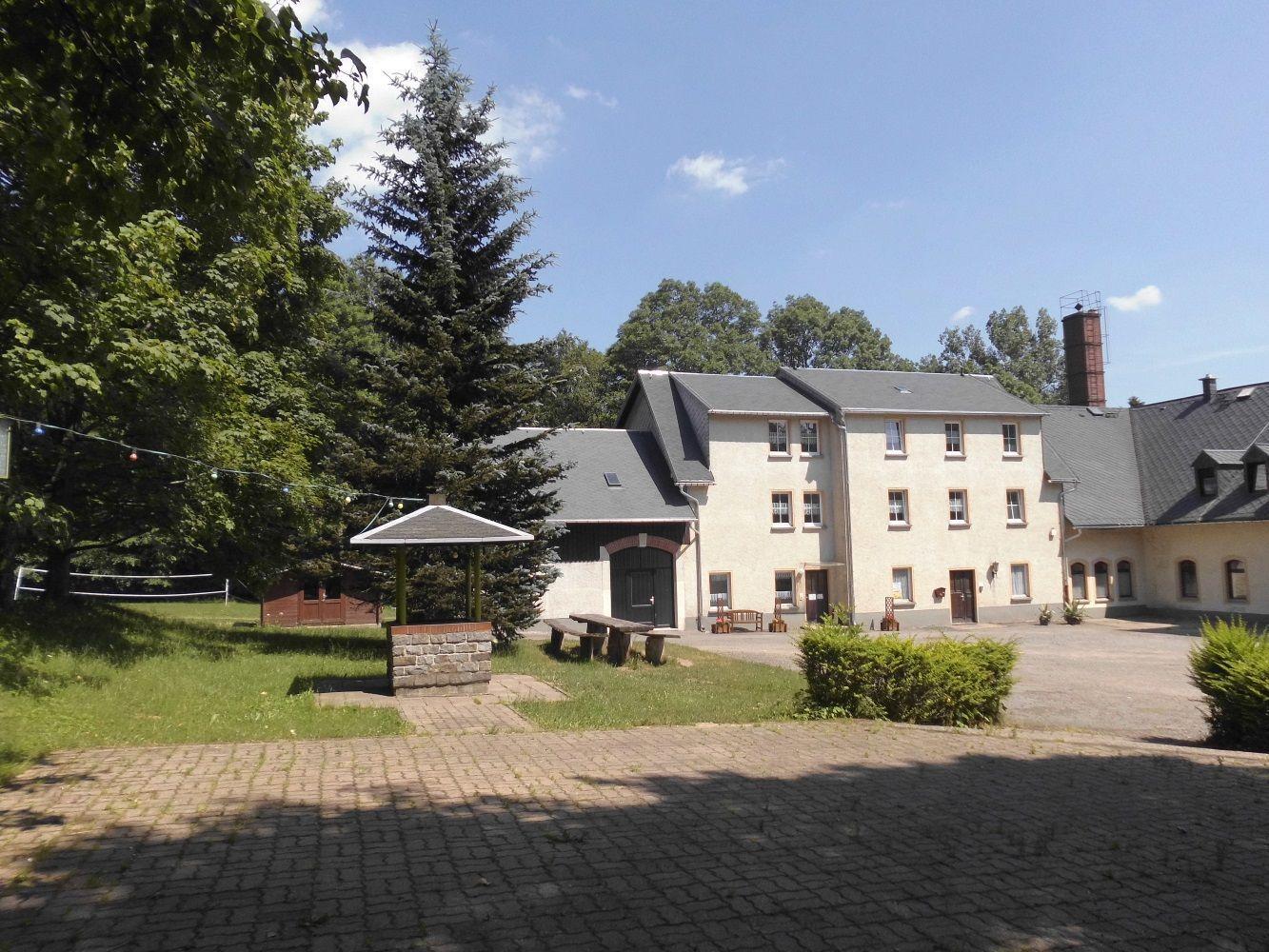 Forsthaus Sayda - Ferienwohnung Schönhaide   Erzgebirge