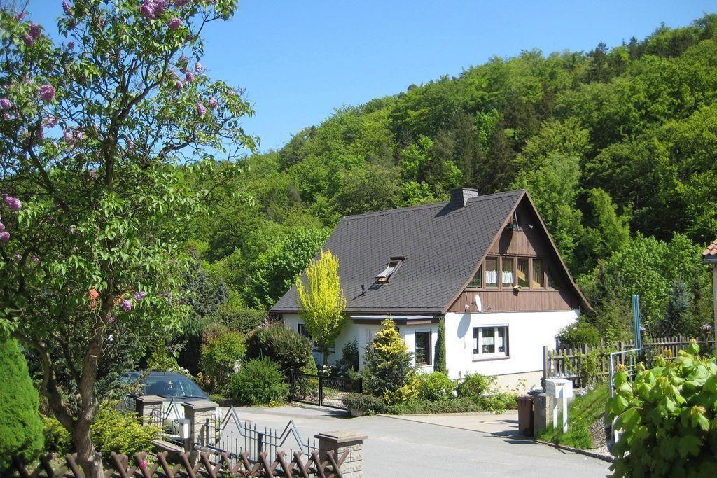 Ferienwohnung im Haus am Waldrand in Freital  in Sachsen