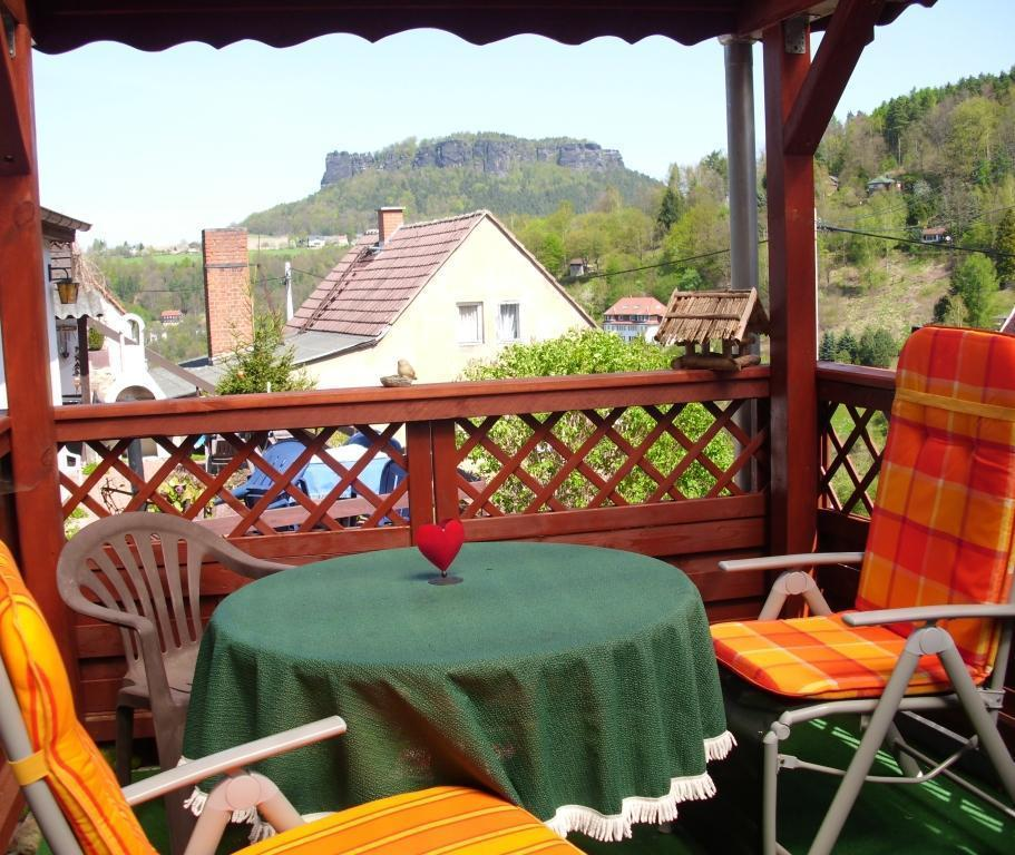 Ausflugsziele und Wanderidylle  in Sachsen