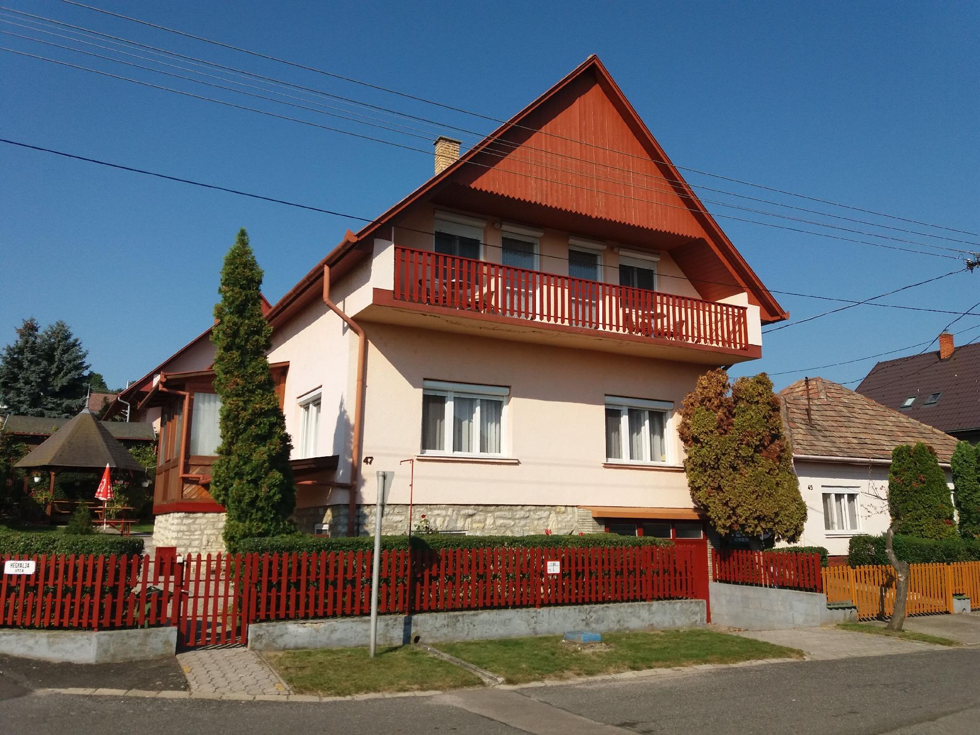 Ferienwohnung für 6 Personen ca. 105 m²   in Ungarn