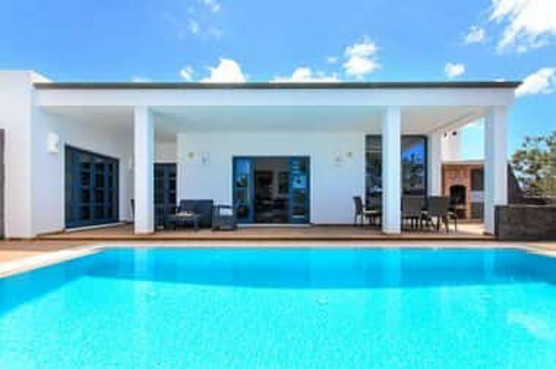 Ferienhaus Villa Mamma Mia mit privatem Pool in Pl   Lanzarote