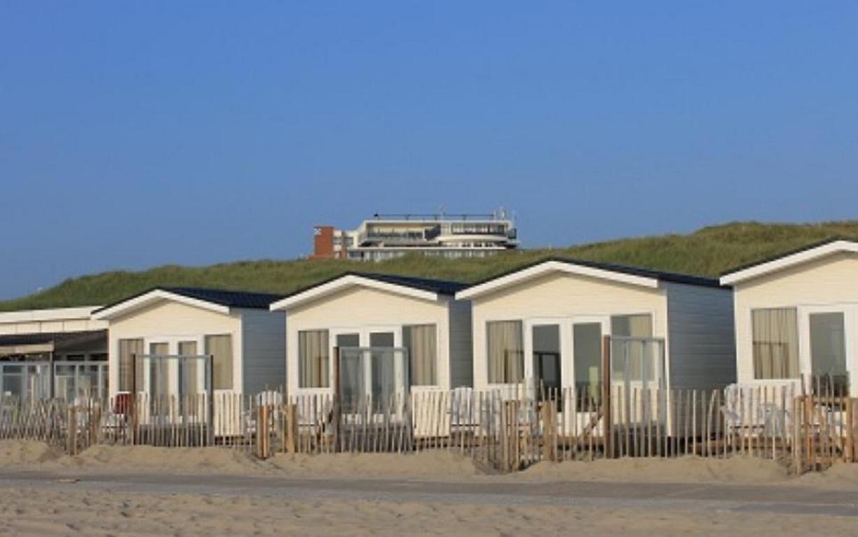 Ferienhaus Luxus Strandhaus direkt am Meer (WLAN/T