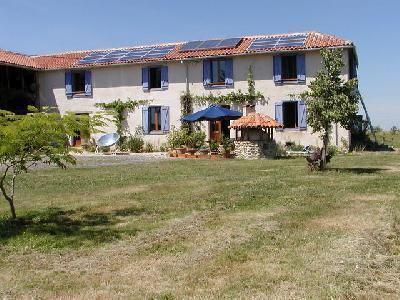 Ferienwohnung für 4 Personen ca. 80 m² i Bauernhof in Frankreich