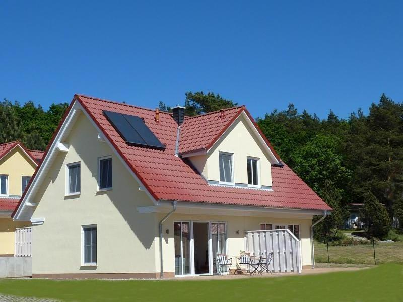Ferienhaus für 3 Personen  + 1 Kind ca. 70 m&