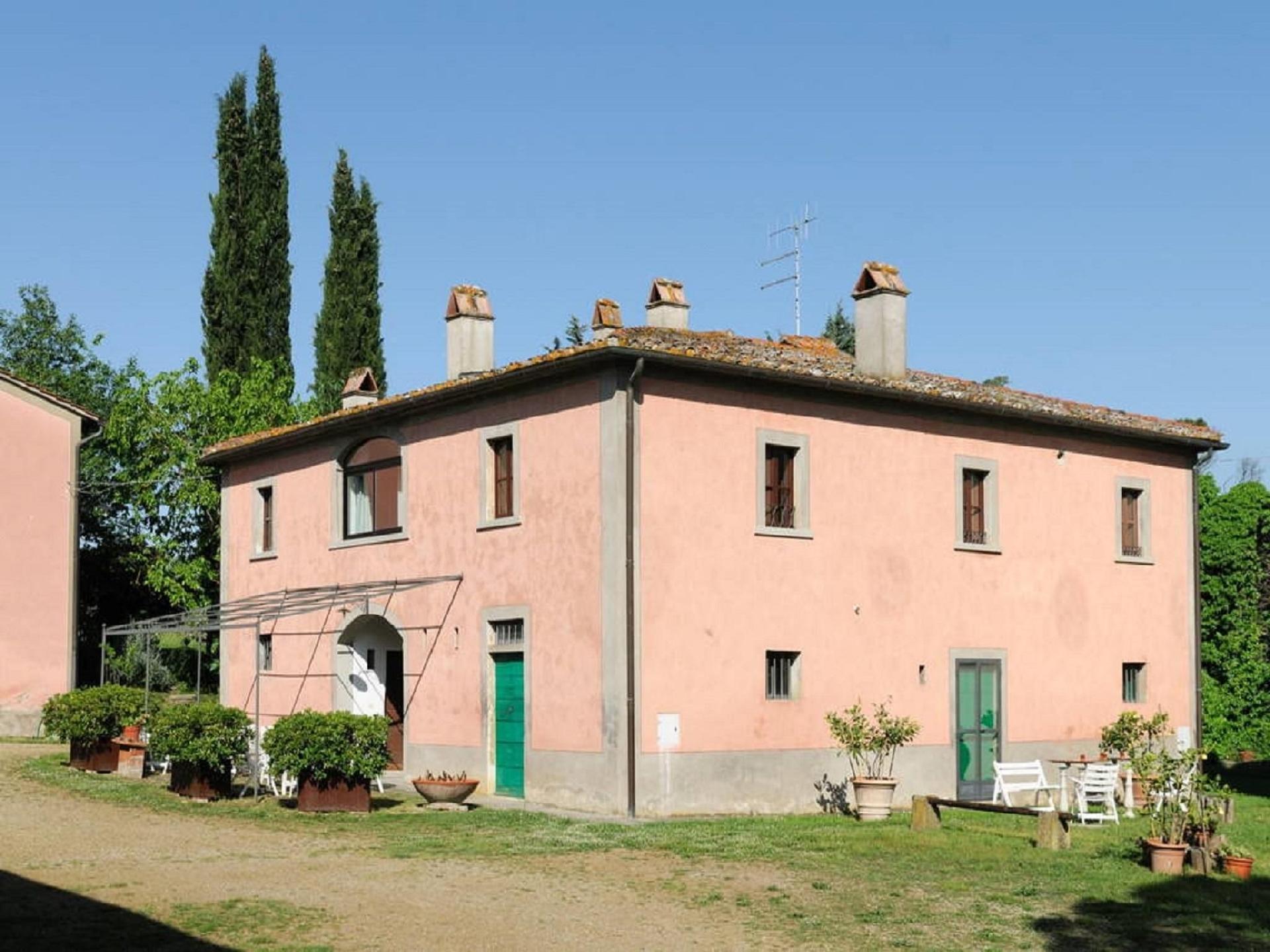 Ferienwohnung für 4 Personen  + 1 Kind ca. 10 Bauernhof in Italien