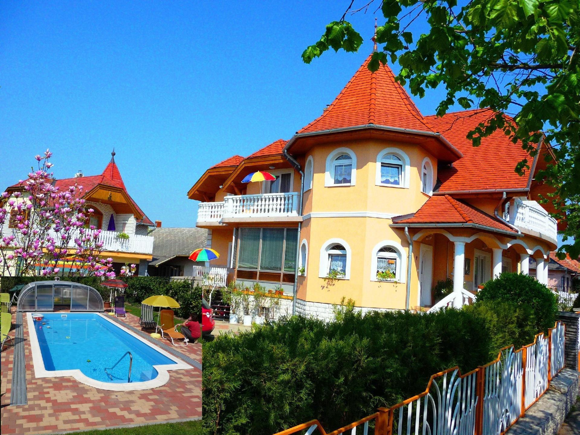 Ferienwohnung für 2 Personen ca. 45 m² i  in Ungarn