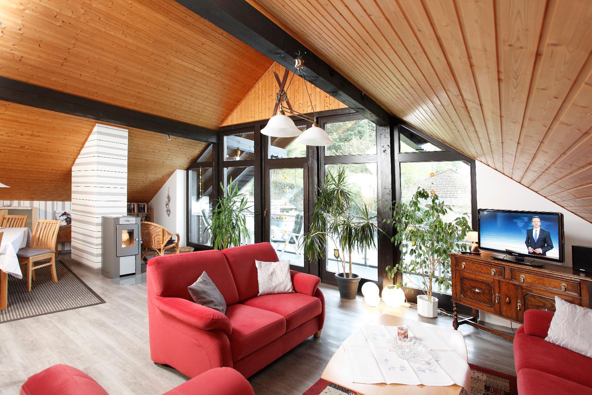 Ferienwohnung für 4 Personen ca. 84 m² i   Sauerland