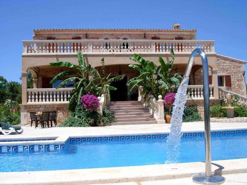 Ferienhaus mit Privatpool für 12 Personen ca. Bauernhof in Spanien